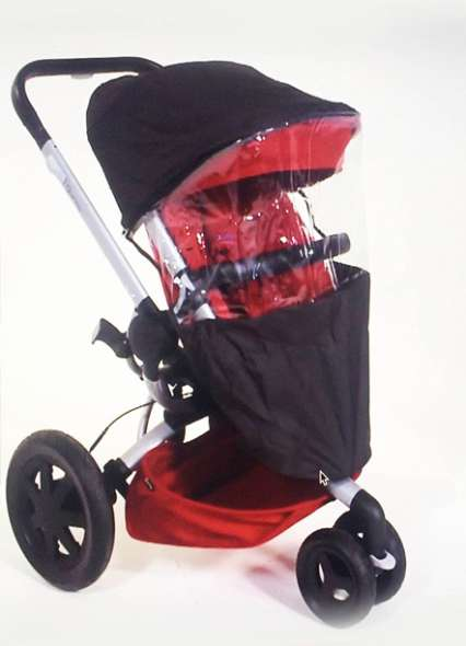 Quinny Buzz Xtra Raincover Newest Version